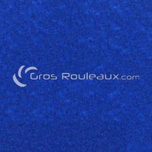 Moquette aiguilletée plat - Tons bleu