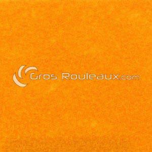 Moquette aiguilletée plat - Tons orange