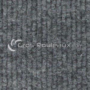 Moquette aiguilletée bouclé - Tons gris