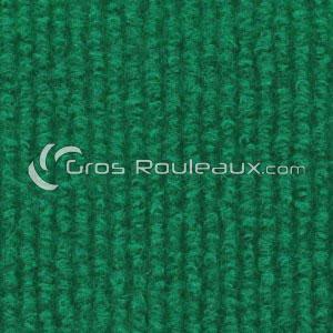 Moquette aiguilletée bouclé - Tons vert