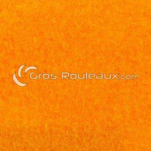 Moquette aiguilletée velours - Tons orange