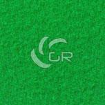 Moquette aiguilletée velours recyclable vert pomme