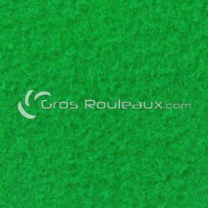 Moquette aiguilletée velours - Tons vert