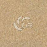Moquette aiguilletée velours recyclable beige