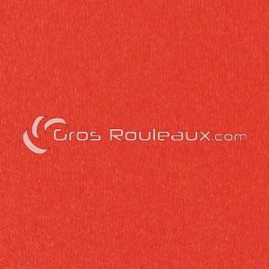 Revêtement sol PVC uni martelé rouge