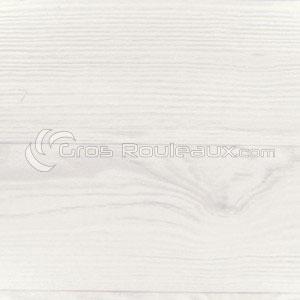 Revêtement sol PVC imitation bois blanc